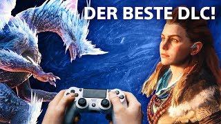 Das macht Monster Hunter World Iceborne so anders!