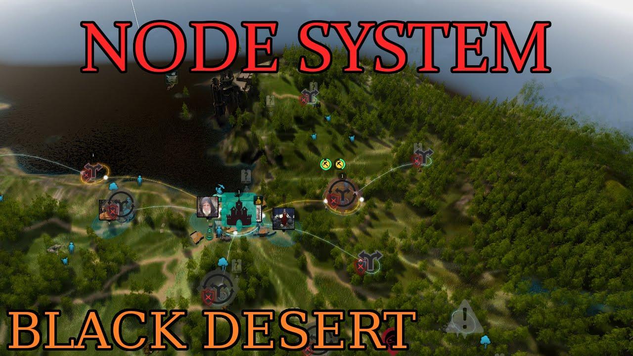Trading system black desert