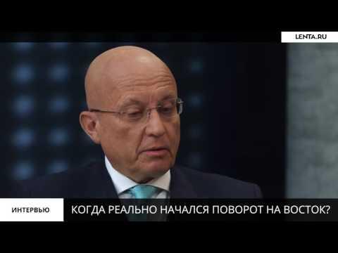 Сергей Караганов: нужно
