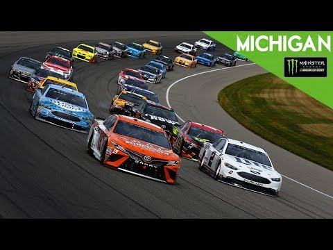 Monster Energy NASCAR Cup Series- Full Race -Pure Michigan 400
