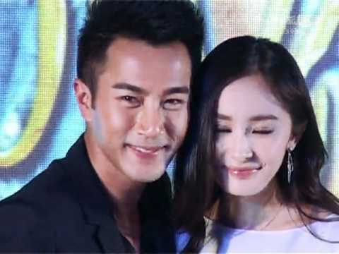 《HOLD住爱》  Hawick Lau and Yang Mi
