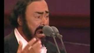 """Pavarotti """"caruso"""""""