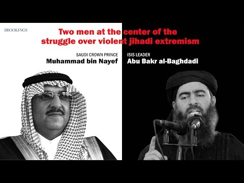 ISIS leader al-Baghdadi and Saudi Crown Prince bin Nayef