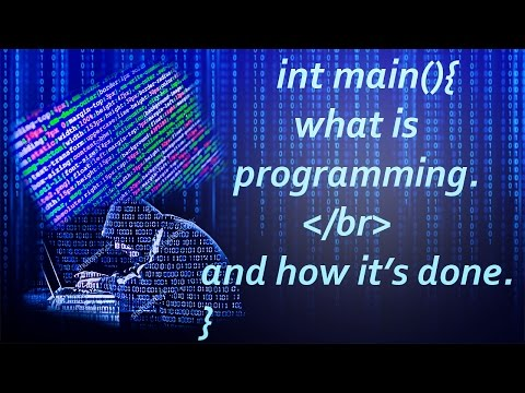hindi | what is programming | how it works | what is coding | explained