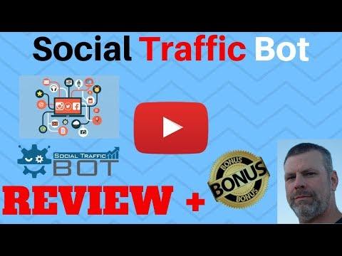 Social Traffic Bot