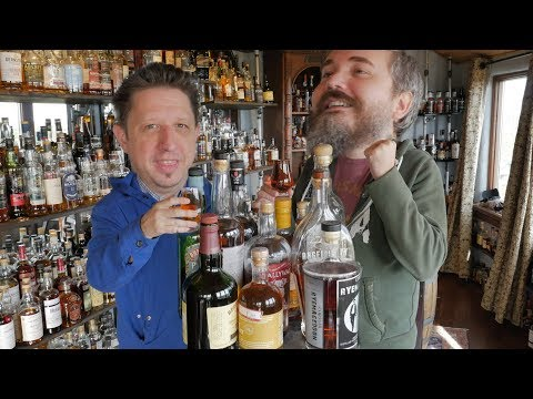 Not A Review: Rex and Chad Discuss Your Comments and Whiskey Ideas