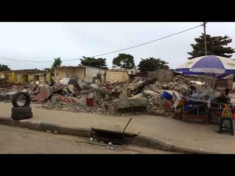 Angola Luanda miasto