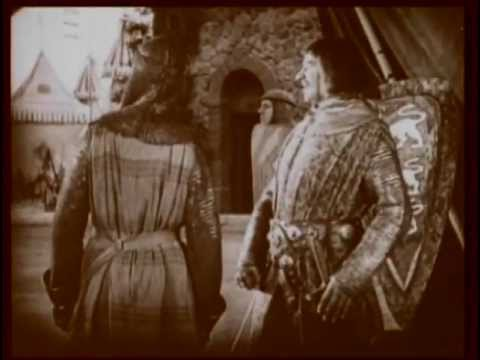 ROBIN HOOD (1922) -- Part 1 of 2 Douglas Fairbanks
