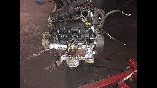 Двигатель Ленд Ровер Дискавери 4 2.7 Дизель 276DT Купить Двигатель Land Rover Discovery 42.7 TDI