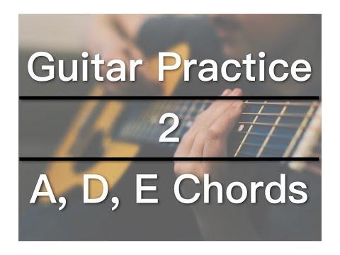 Guitar Practice 2 Absolute Beginner: I Walk The Line Johnny Cash