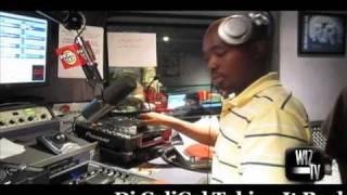 Dj CaliCal live On Funk Master Flex Hot 97 Take Over Part 3