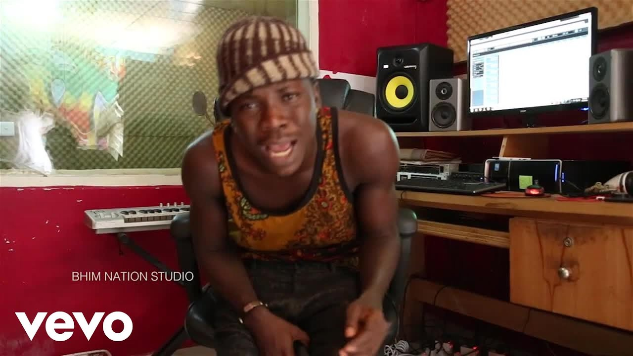 Download STONEBWOY - The Making of An Artist