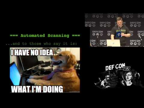 DEF CON 23 - Brent White - Hacking Web Apps