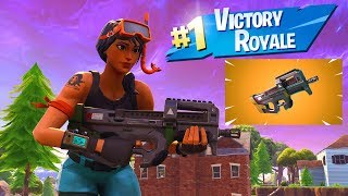 *NEW* COMPACT SMG GAMEPLAY in Fortnite: Battle Royale! (New Fortnite SMG Gameplay)