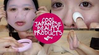 Cool Japanese Beauty Products | Daiso Edition