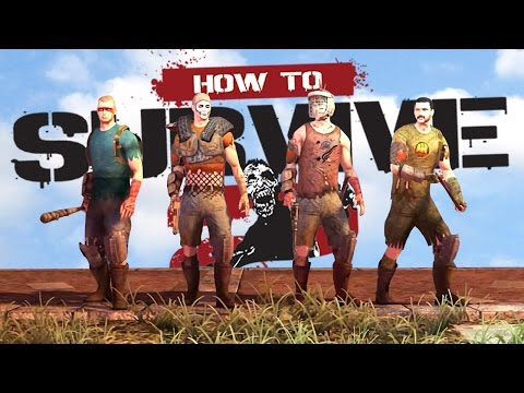 SURVIVING THE ZOMBIE APOCALYPSE - HOW TO SURVIVE 2
