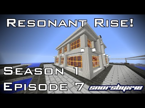 Resonant Rise Let's Play! Clean(ish) IC2 Power! [Minecraft 1.6.4 Modpack][S1E7]