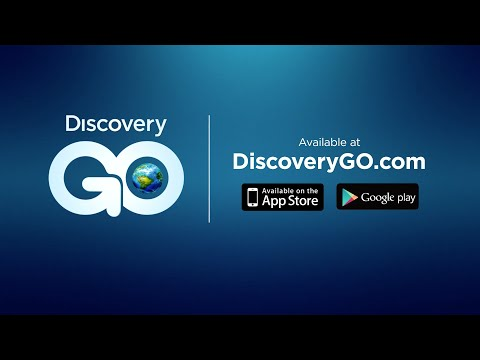 Introducing...Discovery GO!