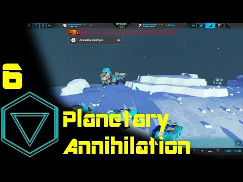 Planetary Annihilation #6 - New perspective
