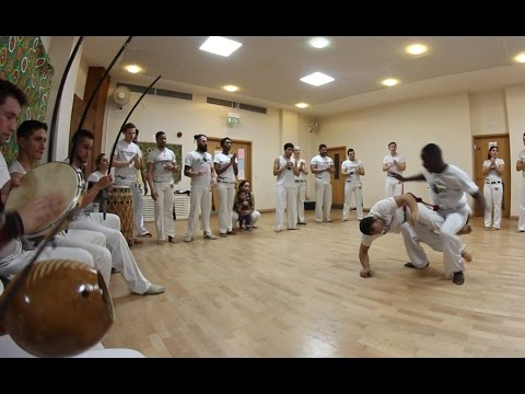 Capoeira UK Open Roda | Capoeira Club