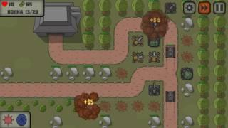 tactic Defense level 5 (Тактика защиты: башни обороны уровень 5)