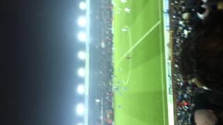 Leeds v Chelsea 19/12/12 full ER singing M.O.T