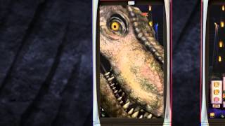 Jurassic Park Wild Storm™ and Wild Excursion™ Video Slots by IGT - Product Video