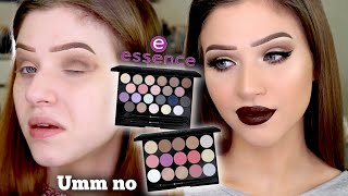 ESSENCE Create & Transform Eyeshadow & Face Palette Review! Hit Or Miss?