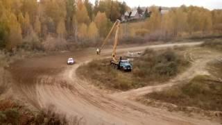 Машина перевернулась на финале ралли Сибирь(, 2016-10-02T10:52:45.000Z)