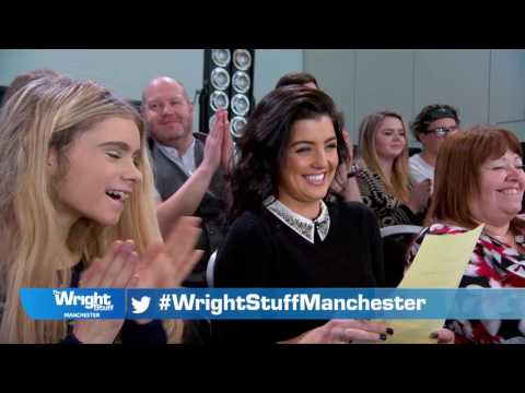 The Wright Stuff - Storm Huntley