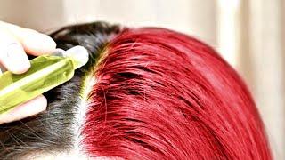 Больше волосы не лезут Эта маска укрепит корни волос за 1 применение Масленая маска для волос