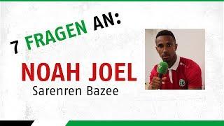 Spieler-Porträt   Noah Joel Sarenren Bazee