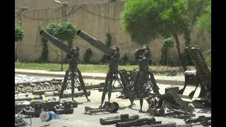 Syrian military seizes US made missiles in southern Syria | June 2nd 2019