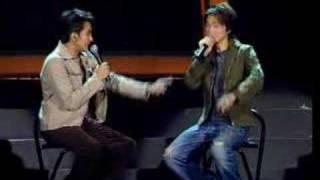 UHT Concert Captain&Eak chat/sing Part1