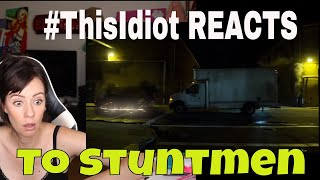 Stuntmen React To Bad & Great Hollywood Stunts 3 | REACTION