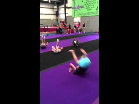 Music City Gymnastics & Cheer Summer Camp Music Video 2015 - Shut up and Dance by Walk The Moon.