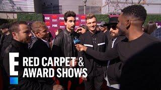 Backstreet Boys Share Take on New Lou Pearlman Doc | E! Red Carpet & Award Shows