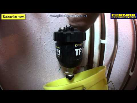 FERNOX TF1 COMPACT INSTALLATION - Plumbing Tips