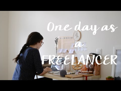One day as a freelancer - Mandarine's -