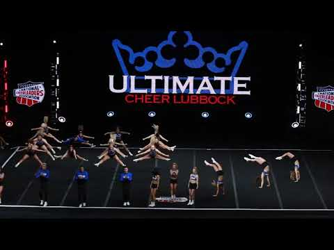 Ultimate Cheer Lubbock Royal Court NCA 2019 Day 1