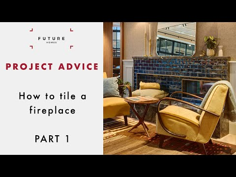 How To Tile Fireplace Choosing Tiles