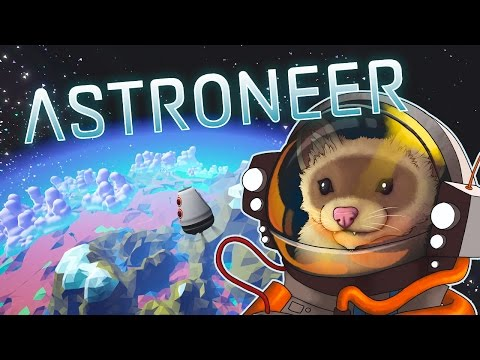 Astroneer - SPACE VACUUM! - Let's play Astroneer!
