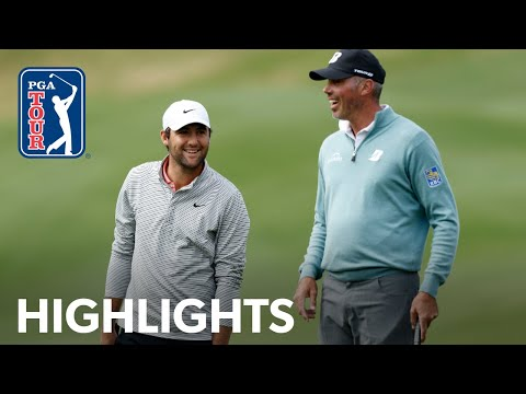 Highlights | Scottie Scheffler vs. Matt Kuchar | WGC-Dell Match Play | 2021