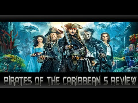 [Pirates of the Caribbean 5 Review]comic world daily