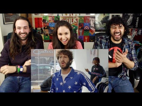 LIL DICKY - Freaky Friday (Official Music Video) REACTION & REVIEW!!!