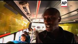Notorious Kenyan busses under threat