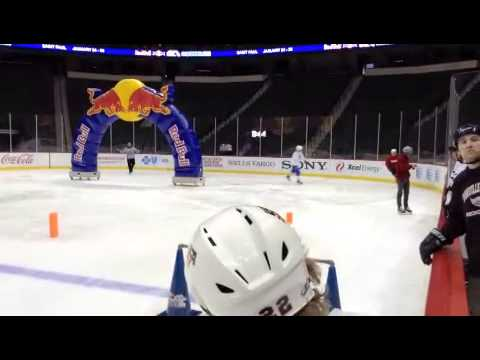 Red Bull Crashed Ice Tryouts: St Paul, MN