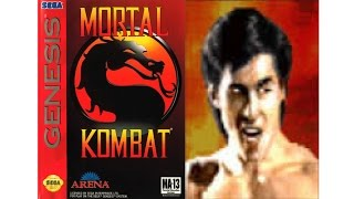 Mortal Kombat (Sega Genesis) - Liu Kang (Very Hard)