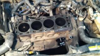 Ремонт двигателя Ланос ч. 2, все таки капиталка!