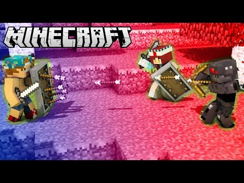 FREE FOR ALL BED WARS!   Minecrarft Bed Wars